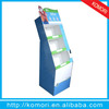 New arrival cardboard retail display units for parts