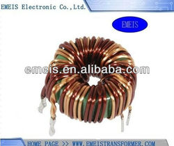 low frequency Magnetic Coil for PCB mounted