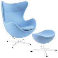 classic egg shaped swing chair/arne jacobsen egg chair/egg chair ikea
