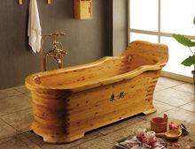 Tallada soild bañera, proporcionar una calidad placer para su familia