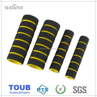 wholesale soft foam plastic cover motorcycle handle grip
