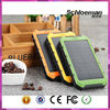 Portable universal solar charger, solar power bank, Sun power for mobile phone