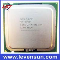 Used pull clean intel cpu pentium 4 P4 520 530 540 630 640 650 660