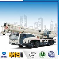 hydraulic crane 55t hoist mobile crane 50 ton