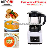 Digital Soup Maker with Glass Jar TG-01