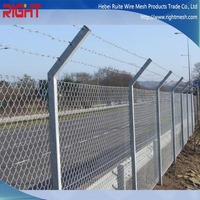 Top Seller 5.00Mm Wire Diameter 100Mm*100Mm Opening Size Chain Link Fences