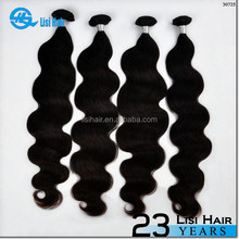 2015 Large Companies Factory Price Double Weft Tangle Free marley braid sew in hair extensions