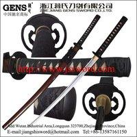 Handmade Carbon Steel 1045 Sword Japanese Sword Samurai Sword katana JH211R