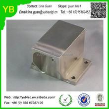 Custom CNC machining Stainless Steel Switch Housing