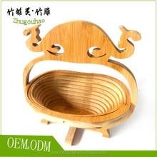Unique style Jade ruyi designed fruit basket