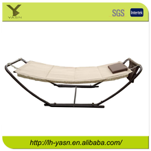 Outdoor Folding Hammock,with Folding Steel Stand