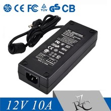 power adapter 12v10a switching power supply