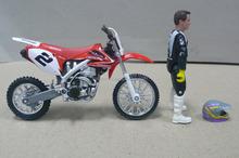 1 10 custom old model motorcycle, die cast motorcycle model making