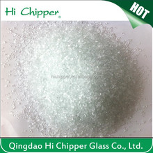 1-3mm Marble glass chips for terrazzo