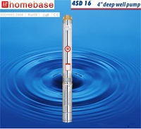 4SD factory price best quality 2hp submersible pumps