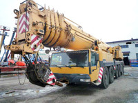 used liebherr all terrain crane 120/150/160/300 ton from Germany