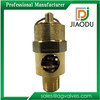 factory price best sale customized forged cw617n brass male threaded air tank pressure relief valve