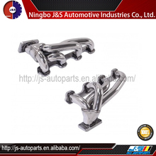 Flat flange and clean air holes manifolds