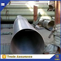 professional pipe manufacturers of large diameter weld steel pipe