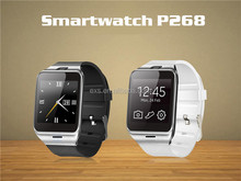2015 New Products Wholesales MTK6260A bluetooth smart watch