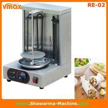 Líder fornecedor equipamentos elétricos máquina de kebab espeto