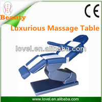 used beauty salon furniture luxurious Salon and Beauty Deluxe Electric Korea Massage Bed For Sale foot massage also