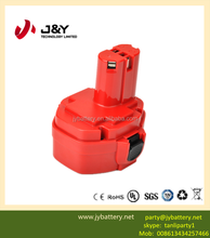 Replacement for 12V/18V battery 1200 1202 6211D 8411D Power Tool Battery 3000mAh 12V Ni-Mh