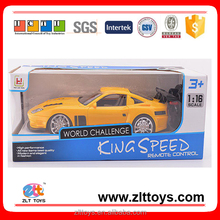 1:16 4 channel remote control car with headlights