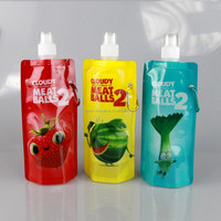 2015 Custom logo Wholesale BPA free Collapsible Water Bottle/Folding Water Bottle/Foldable water bottle,free artwork for u!