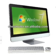 China factory 19 inch Intel Core dual core i3-2310 2.1Ghz all-in-one PC 2GB 4GB 500G 1TB desktop laptop all in one PC computer