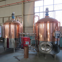 1000L full automatic brewery for craft beer production equipment