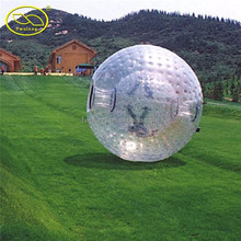 Flexible plastic baby zorb ball for sale