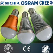 2015 unique design Strong Active oxygen 9W Net aldehyde LEDNegative Ion bulb