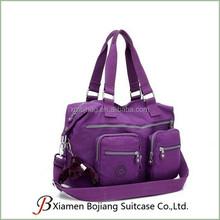 woman new fashion nylon waterproof shoulder messenger hand bag