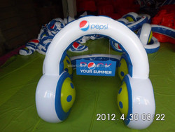 Giant Inflatable Headphone,Inflatable Headset for advertising and promotion