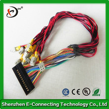 High Volume Sensor Electrical Wire Harness Black Wire / Cable Tie