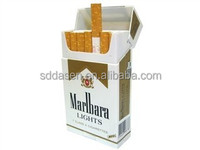 China OEM paper disposable cigarette box