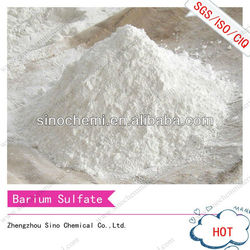 BaSO4 7727-43-7 factory supply Ultra fine barium sulfate Purity 98% for paint, ink, plastic,coating