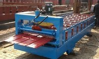 Roll Forming Machine For Straight & Trapezoidal Panel