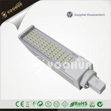 Popular 2835 13W Rotatable pl led g24 plc light 13w