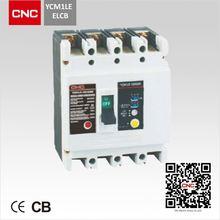 YCM1LE Earth leakage circuit breaker elcb 2 pole