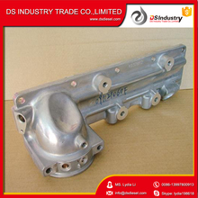 Stainless steel auto parts air intake