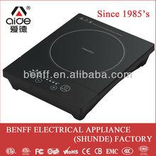 CE ROHS Portable electric 500w schott ceran induction cooker coil