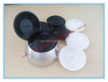 8.2mhz self-alarm dome tag retail shop anti-theft alarm tags store eas rf system alarm tags