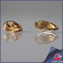 Good shinning brilliant color and lustre fancy gemstone