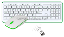 Wireless Mouse and Keyboard set USB 2.4G Wireless 10 meters Keyboard and Mouse set