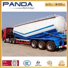 3 Axles Bulk Cement Tank Trailer, Tri-axle Cement Tank Trailer, Cement Tank Trailer