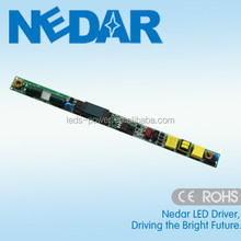 Factory Price High Quality LED Tube Driver AC 85-265V International Universal Input Voltage Open Frame Type