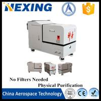 Hexing Emulsified turbine oil purification / Black Gear oil recycling , Lube Oil Regeneration Purification,oil processing