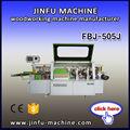 Fbj-505j KDT automática pvc borda bandas máquina de torno cnc para fabricação de móveis